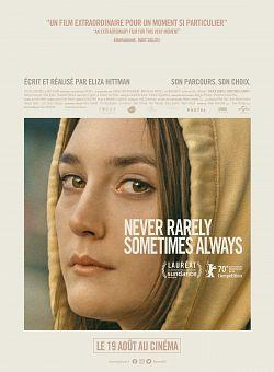 Never Rarely Sometimes Always FRENCH WEBRIP 1080p