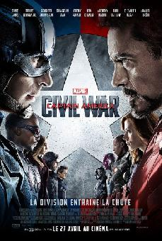 Captain America: Civil War FRENCH BluRay 720p