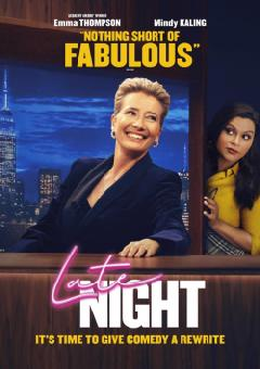 Late Night TRUEFRENCH BluRay 720p