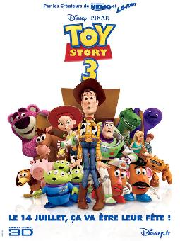 Toy Story 3 FRENCH DVDRIP