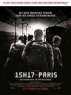 Le 15h17 pour Paris FRENCH BluRay 720p