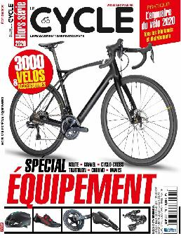 Magazine LE CYCLE Hors-Serie N.17 - Special Equipement 2020