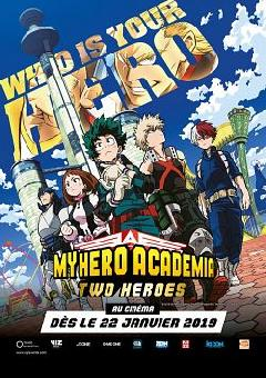 My Hero Academia : Two Heroes FRENCH DVDRIP