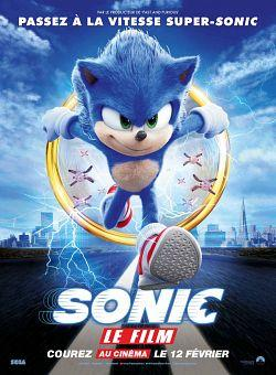 Sonic le film FRENCH WEBRIP 1080p