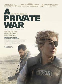 Private War FRENCH BluRay 1080p