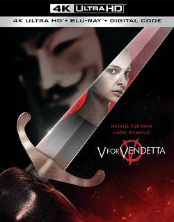 V pour Vendetta MULTi 4K ULTRA HD x265