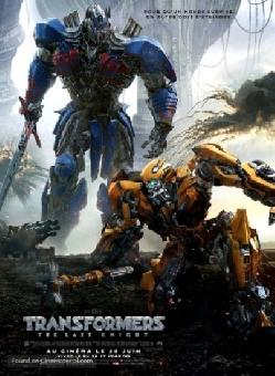 Transformers: The Last Knight FRENCH BluRay 720p