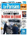 Le Parisien du 23 Avril 2020