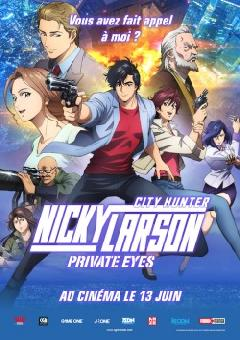 Nicky Larson Private Eyes FRENCH DVDRIP