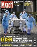 Paris Match n° 3700 du 2 au 8 avril 2020