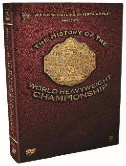 The history of the world heavyweight championship