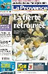 La Provence et Supplement Sport du Lundi 28 Novembre 2011