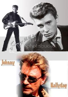 Fonds d écran Johnny Hallyday