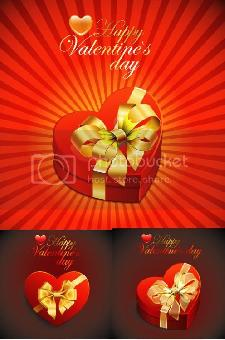Stock vector Valentine s Day gifts