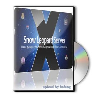 Mac OSX Snow Leopard Server 10.6.7 Intel AMD Vmware Image