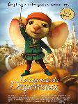 La Legende de Despereaux ( 720 p )