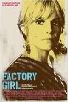 Factory Girl Portrait d une muse