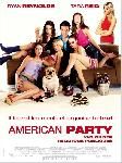 American party   Van Wilder relations publiques