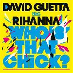 DAVID GUETTA  WHO S THAT CHICK ( feat rihanna)