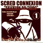 Scred Connexion : Scred Selexion 99 2000