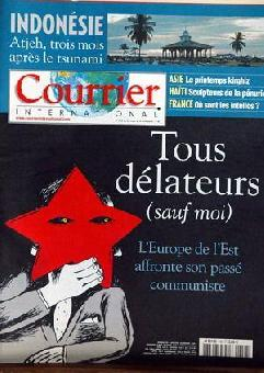Courrier International n°1159 - 17 au 23 Janvier 2013