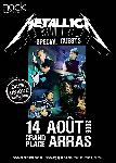 Metallica Live In Arras Grand Place (France) 14 08 2008