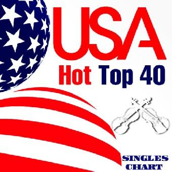 USA Hot Top 40 Singles Chart (26-01-2013)